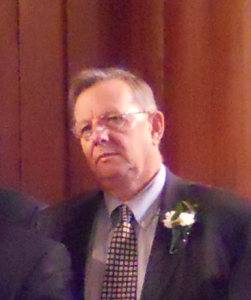 Councilor Ken Shea in 2012. (WMassP&I)