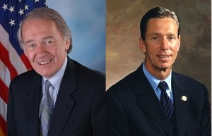 Reps Markey & Lynch (via wikipedia)